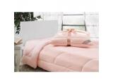 "Perna din microgel ""Velvet"" pink, 50x70cm, 1 buc"
