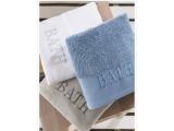 """T- Prosop """"Bath"""" Blue, 85x150cm, 1 buc"""