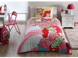 "Set lenjerie p/u adolescenti ,1 pers,  ""Shortcake cute"" , 3 pcs"