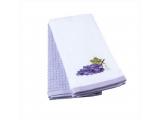 "Set prosoape pu bucatarie""Purple"" ,40*70cm, 2 pcs"