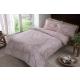 Set lenjerie de pat Justine p/u 2 persoane roz