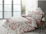 """Set lenjerie de pat """"ESSEN"""" p/u 2 persoane, 200x220 cm , 4 pcs"""
