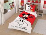 "Set lenjerie pt adolescenti Ranforce ""Disney Mickey"" , 3 piese"